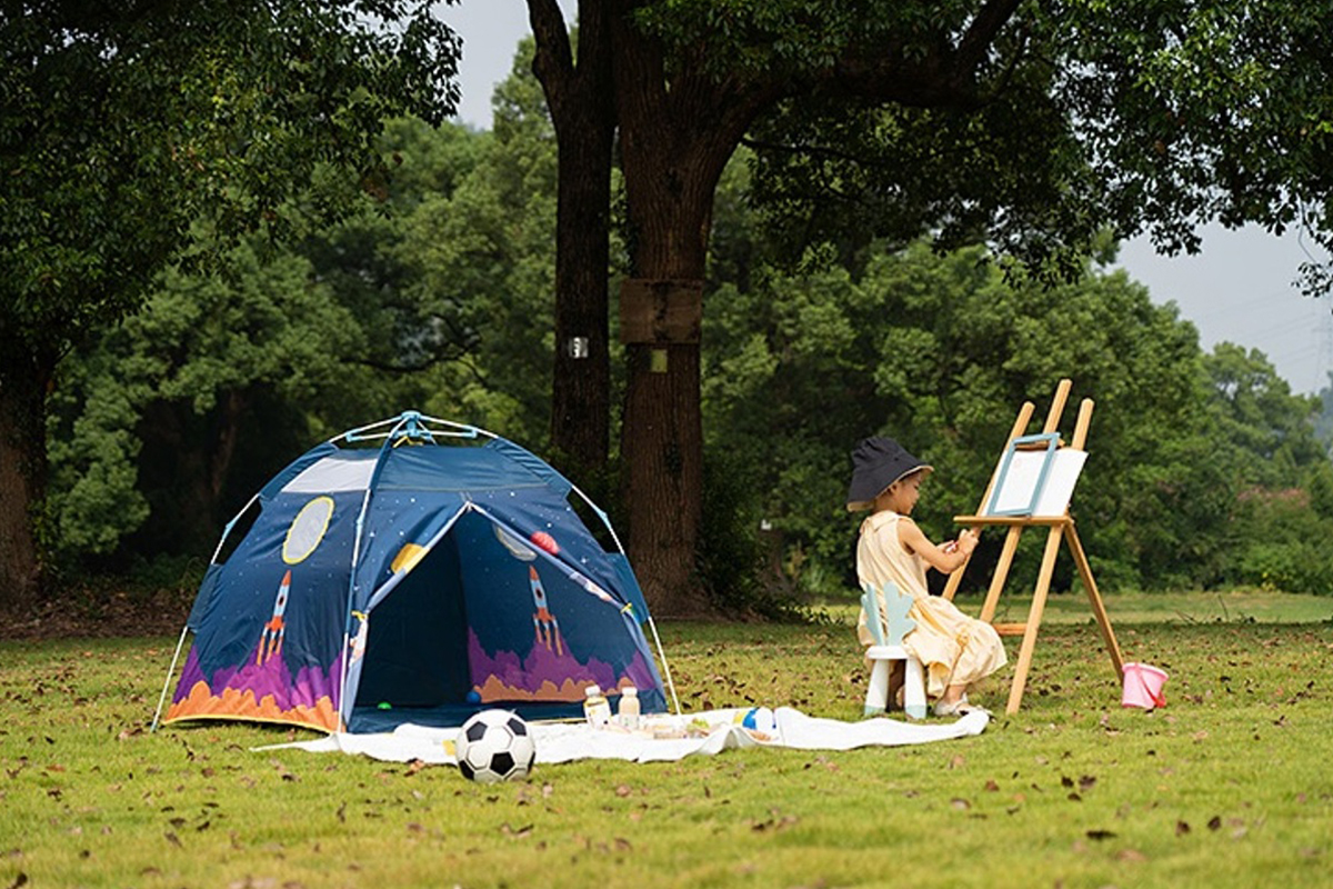 How to choose a camping tent?